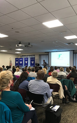 Virginia clinicians environmental event
