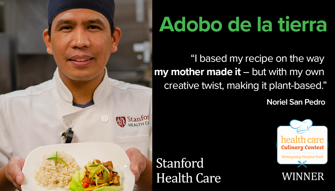 Stanford Health Care's adobo de la tierra