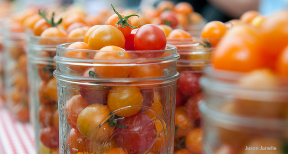 Jason Janelle_Jars of tomatos