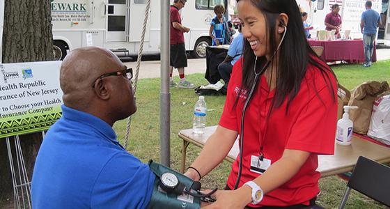 Rutgers Nursing_health screening