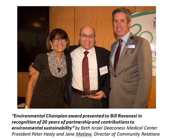 Environmental Champion Award