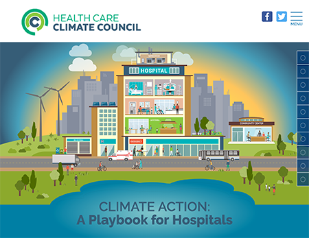 Health Care Climate Council | Health Care Without Harm