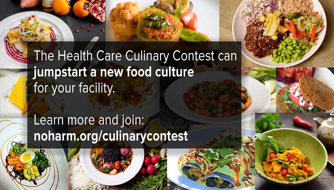 Health Care Culinary Contest