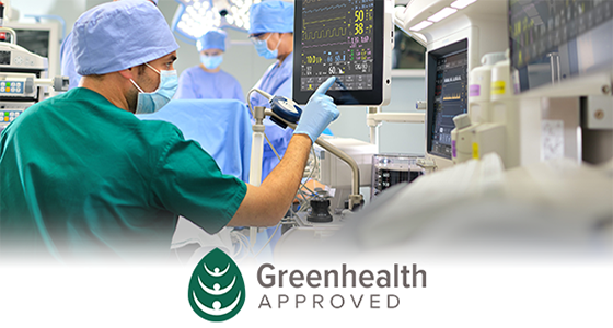 Greenhealth Approved