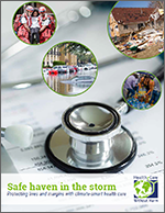 Safe haven in the storm: Protecting lives and margins with climate smart health care